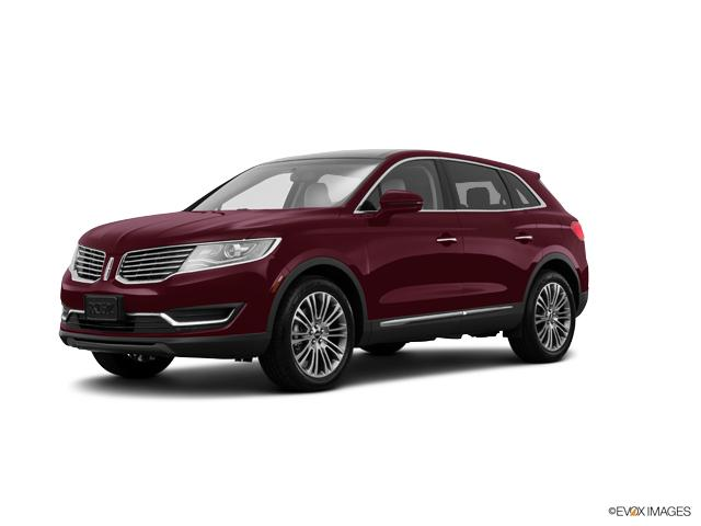 2017 Lincoln Mkx Vehicle Photo In Moon Township Pa 15108