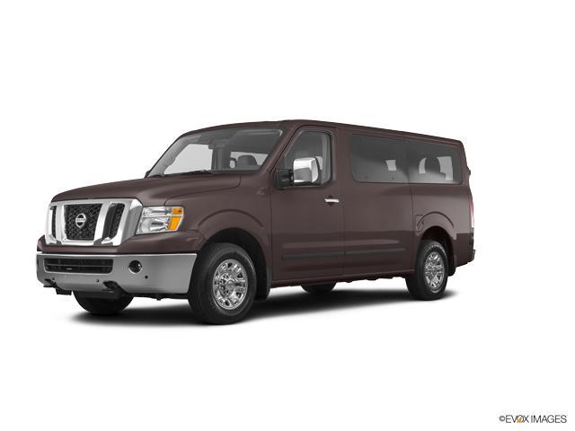 2017 Nissan NV Passenger Vehicle Photo In Tifton, GA 31794