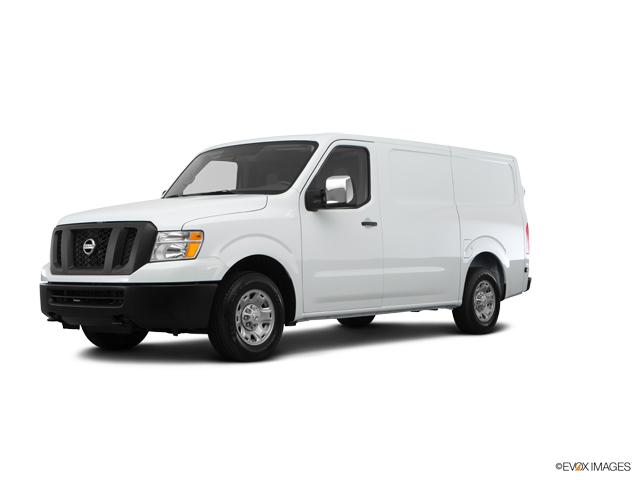 2017 Nissan NV Cargo Vehicle Photo in Joliet, IL 60435