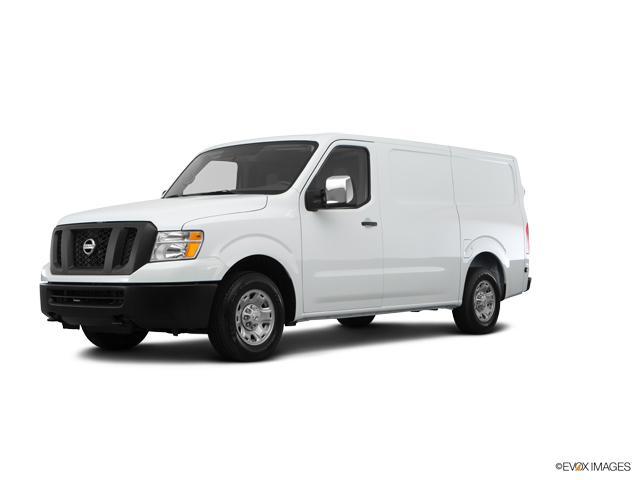 Superior 2017 Nissan NV Cargo Vehicle Photo In Riverhead, NY 11901
