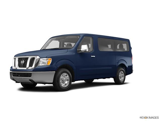 2017 Nissan NV Passenger Vehicle Photo In Winchester, VA 22601