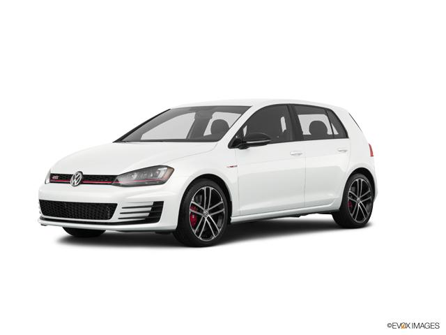 2017 Volkswagen Golf GTI Vehicle Photo in Colorado Springs, CO 80920