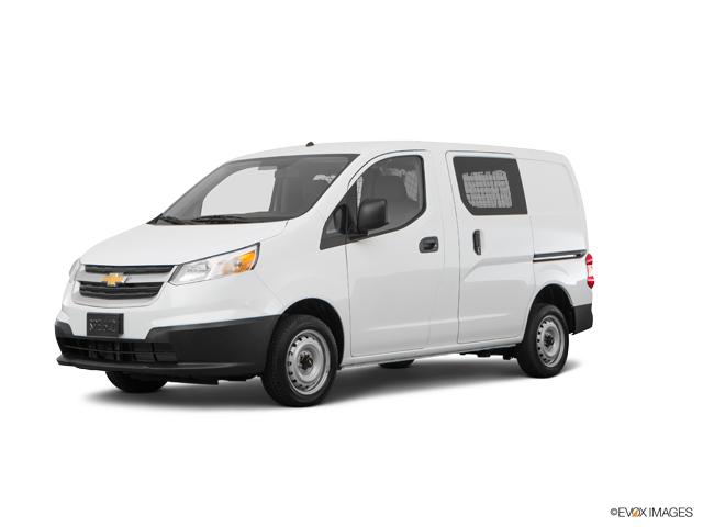 2017 Chevrolet City Express Cargo Van Vehicle Photo In Virginia Beach Va 23452