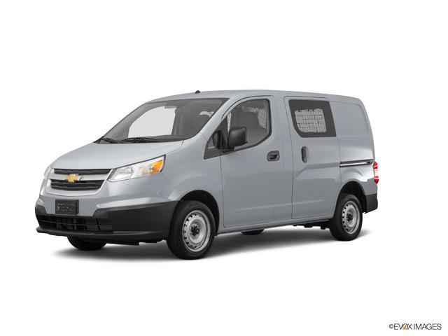 2017 Chevrolet City Express Cargo Van Vehicle Photo In Danbury Ct 06810