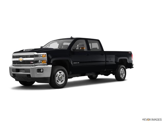 2017 Chevrolet Silverado 2500HD Vehicle Photo in Rome, GA 30161