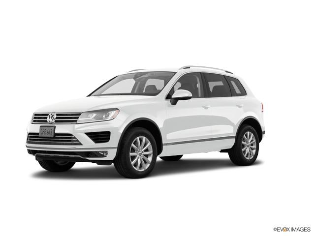2017 Volkswagen Touareg Vehicle Photo in San Antonio, TX 78257