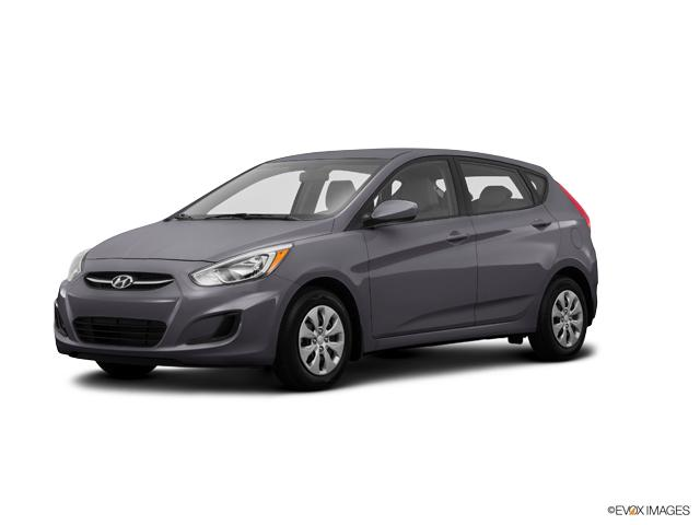 2017 Hyundai Accent Vehicle Photo in Merrillville, IN 46410