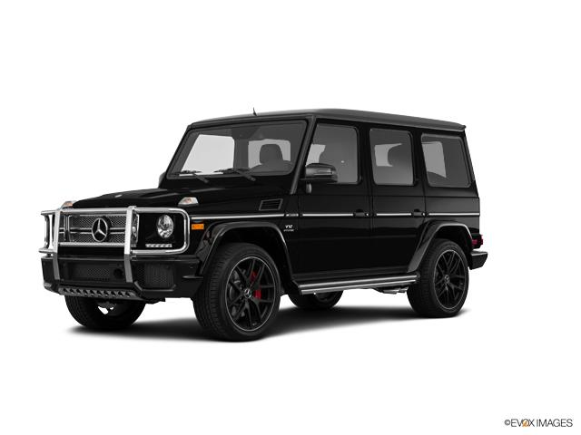 2017 Mercedes-Benz G-Class Vehicle Photo in Atlanta, GA 30350