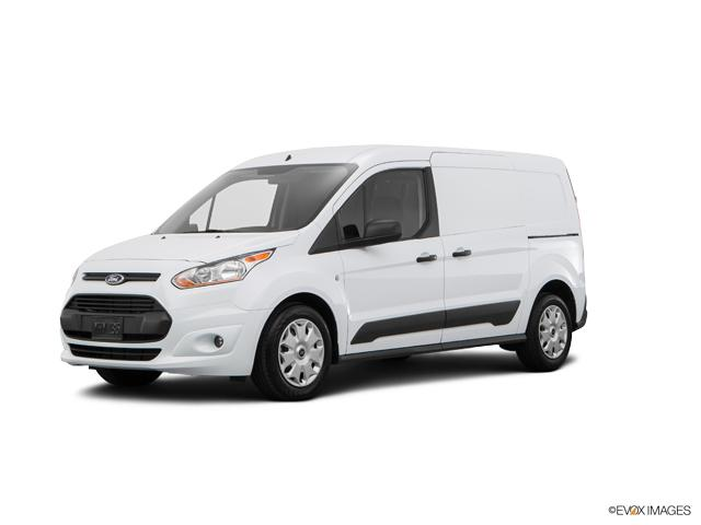 Used Ford Transit Connect >> 2017 Used Ford Transit Connect Van Xlt Lwb W Rear Symmetrical Doors