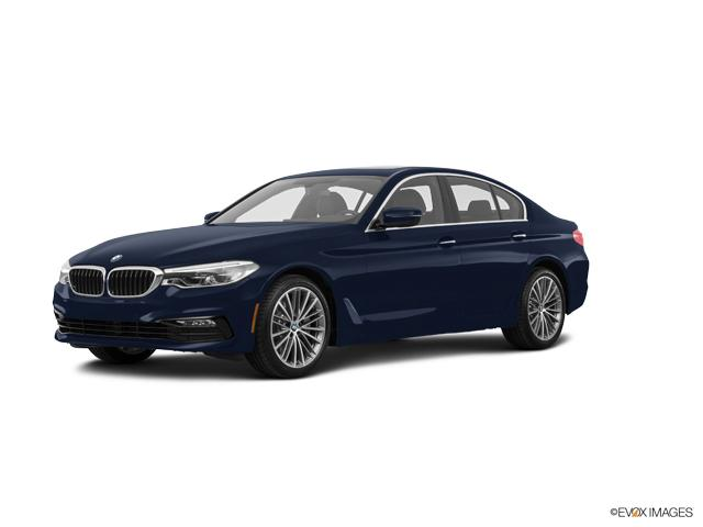 2017 BMW 540i Vehicle Photo in Charleston, SC 29407