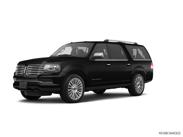 2017 Lincoln Navigator L Vehicle Photo In Highland Park Il 60035 2281