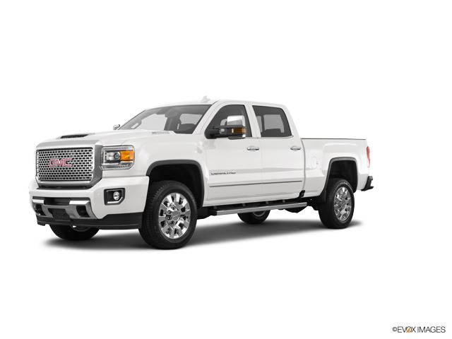 2017 GMC Sierra 2500HD Vehicle Photo in Cary, NC 27511