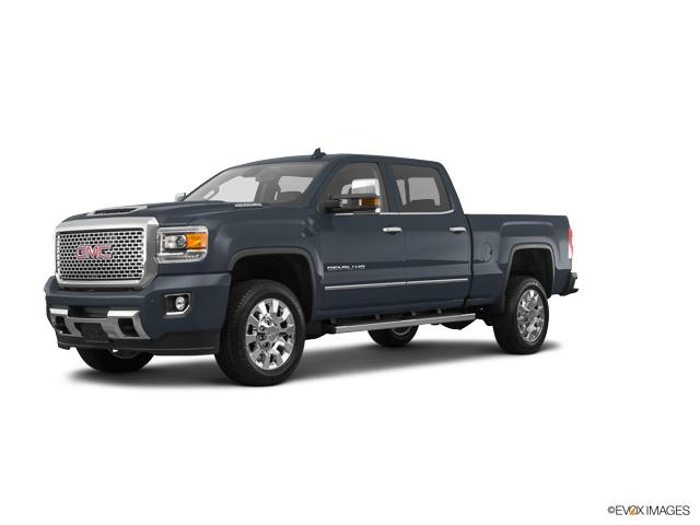 2017 GMC Sierra 2500HD Vehicle Photo in West Chester, PA 19382