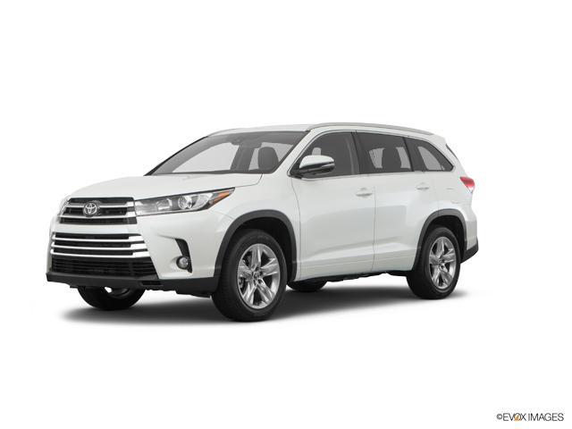 2017 Toyota Highlander Vehicle Photo In Jackson, MS 39202