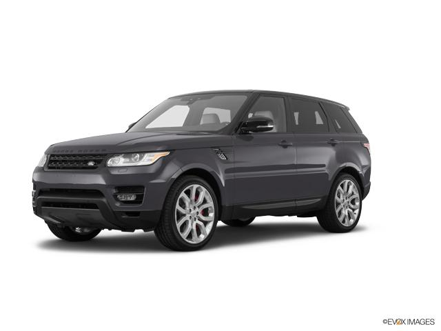 2017 Land Rover Range Rover Sport Vehicle Photo in Manassas, VA 20109