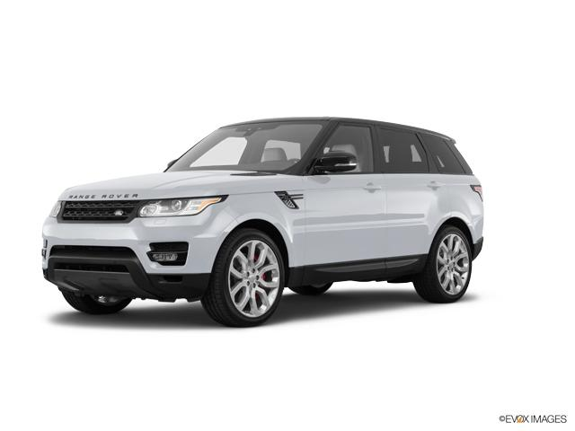2017 Land Rover Range Rover Sport Vehicle Photo in Charlotte, NC 28227