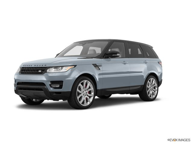 2017 Land Rover Range Rover Sport Vehicle Photo in Tallahassee, FL 32308