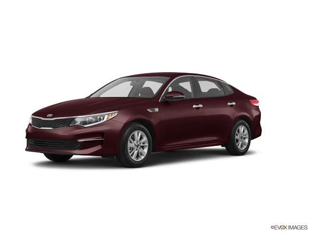 2017 Kia Optima Vehicle Photo in Joliet, IL 60435