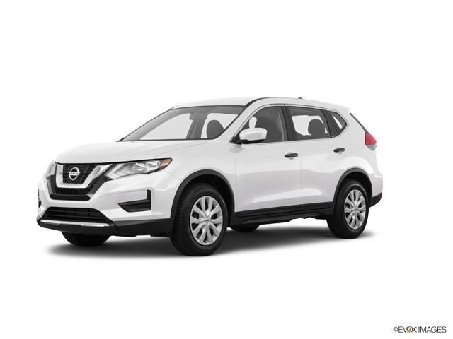 2017 Nissan Rogue Vehicle Photo in Albuquerque, NM 87114
