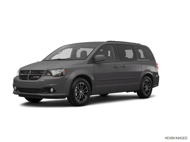 2017 Dodge Grand Caravan Vehicle Photo in Anchorage, AK 99515