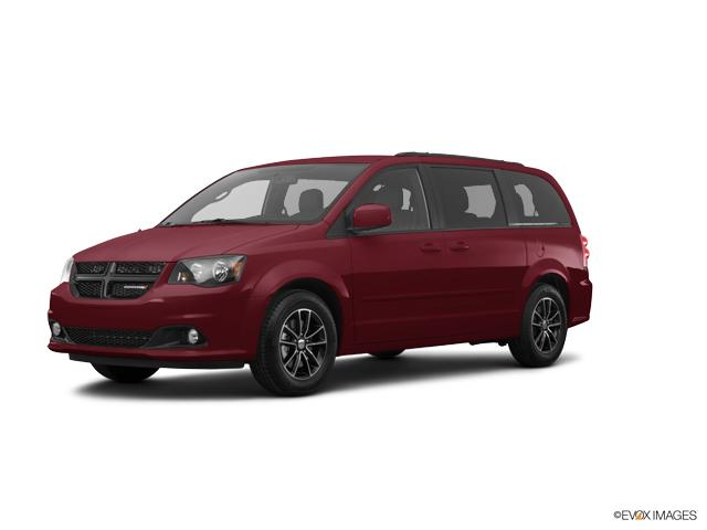 2017 Dodge Grand Caravan Vehicle Photo in Burlington, WI 53105