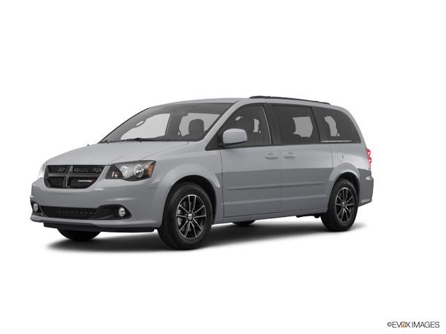 2017 Dodge Grand Caravan Vehicle Photo in Edinburg, TX 78542