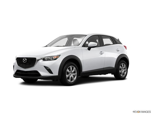 2017 Mazda Cx 3 Vehicle Photo In Weatherford Tx 76086