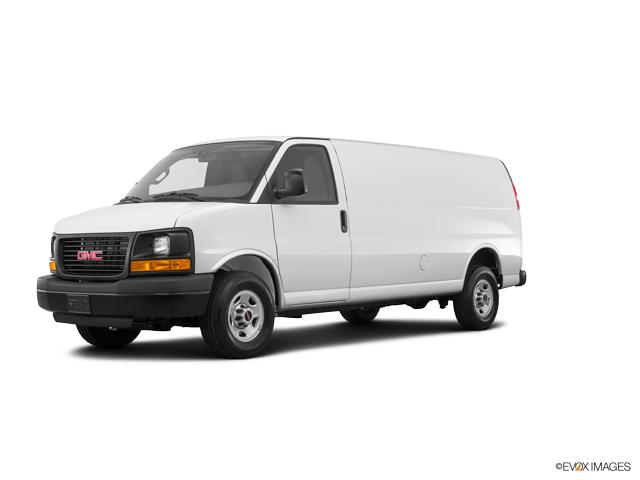 2017 GMC Savana Cargo Van Vehicle Photo in Colorado Springs, CO 80905