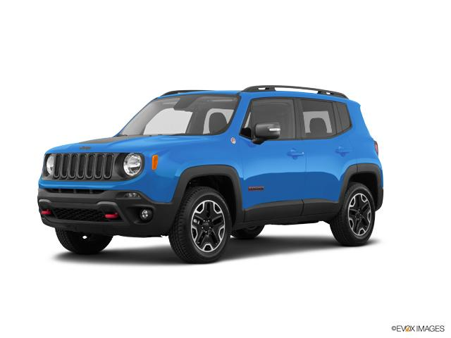 2017 Jeep Renegade Vehicle Photo in Cary, NC 27511