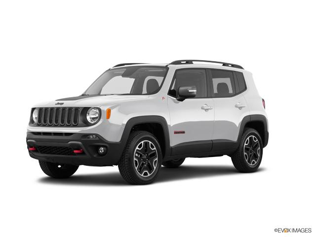2017 Jeep Renegade Vehicle Photo in Janesville, WI 53545