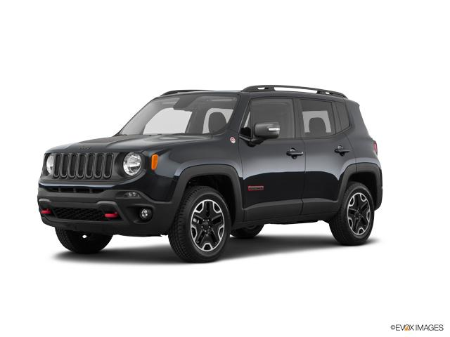 2017 Jeep Renegade Vehicle Photo in Greeley, CO 80634