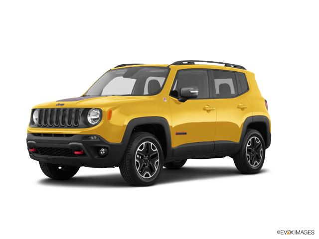 2017 Jeep Renegade Vehicle Photo in Colma, CA 94014