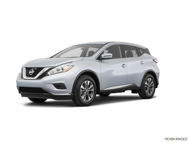 2017 Nissan Murano Vehicle Photo in Pascagoula, MS 39567-2406