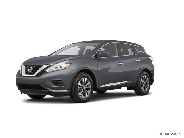 2017 Nissan Murano Vehicle Photo in Casper, WY 82609