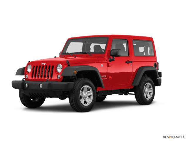 James Wood Decatur >> 2017 Jeep Wrangler Willys Wheeler 4x4 Firecracker Red Clearcoat Sport Utility. A Jeep Wrangler ...