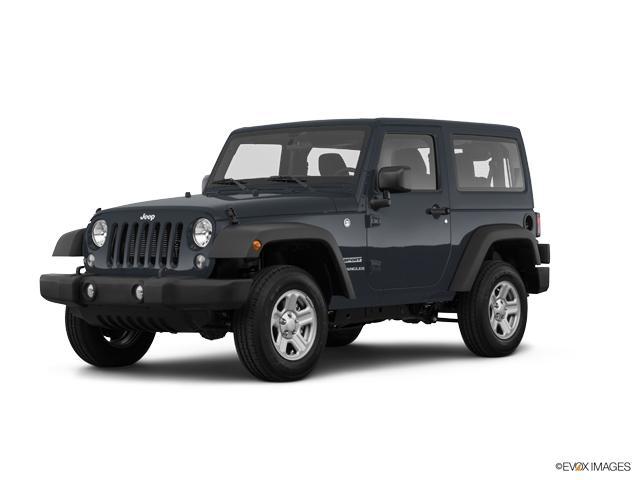 2017 Jeep Wrangler Vehicle Photo in Lakewood, CO 80401