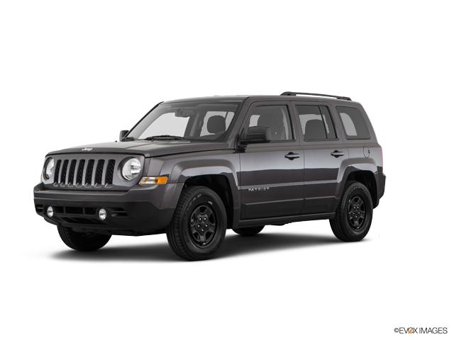 2017 Jeep Patriot Vehicle Photo in Bedford, TX 76022
