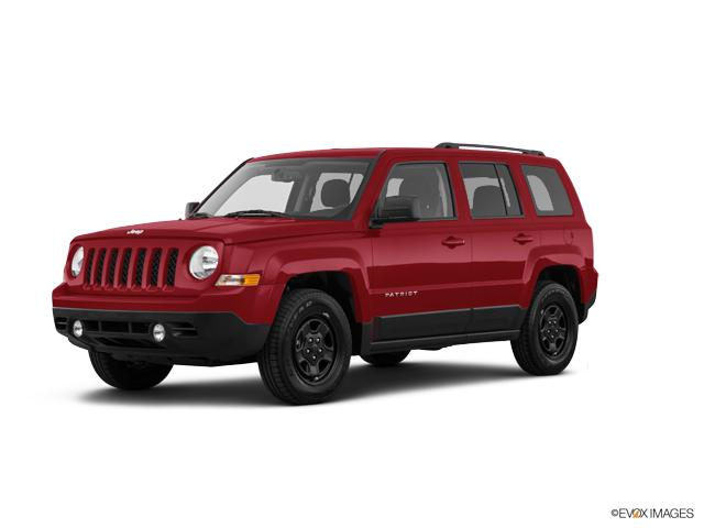 2017 Jeep Patriot Vehicle Photo In Sallisaw Ok 74955