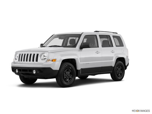 2017 Jeep Patriot Vehicle Photo in Poughkeepsie, NY 12601