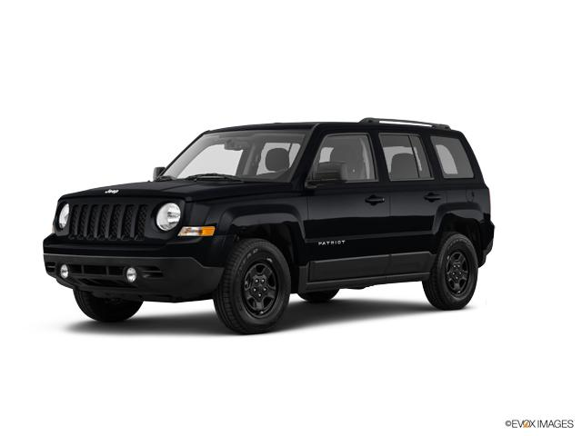 2017 Jeep Patriot Vehicle Photo in North Charleston, SC 29406