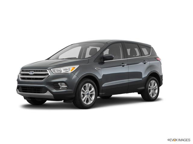 2017 Ford Escape Vehicle Photo in Gainesville, GA 30504