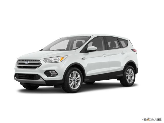 2017 Ford Escape Vehicle Photo in McMurray, PA 15317