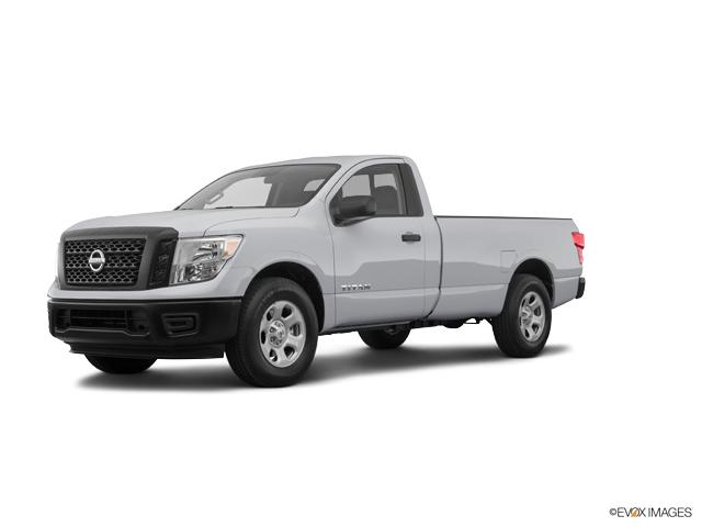 2017 Nissan Titan Vehicle Photo in Trinidad, CO 81082