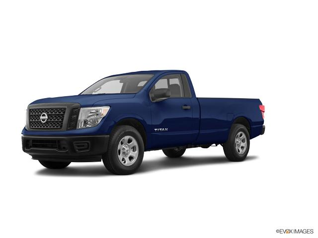 2017 Nissan Titan Vehicle Photo in Appleton, WI 54913