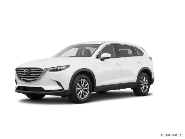 2017 Mazda Cx 9 Vehicle Photo In Waterville Me 04901