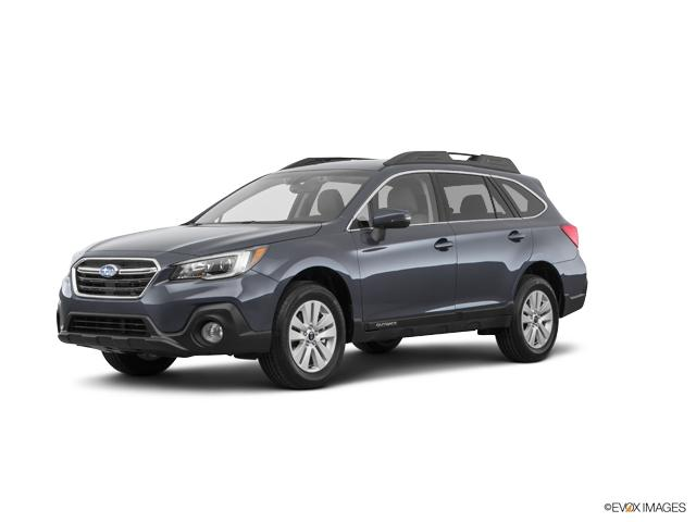 2018 Subaru Outback Vehicle Photo in Midland, TX 79703