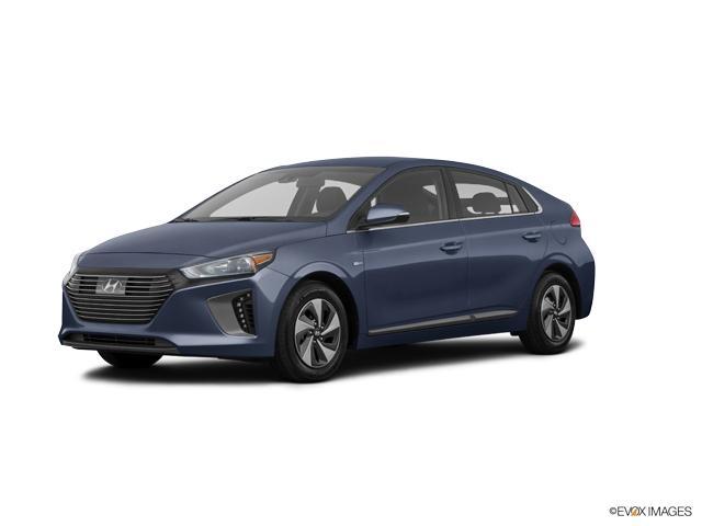 2017 Hyundai IONIQ Hybrid Vehicle Photo in Nashua, NH 03060