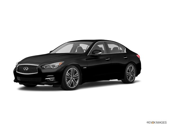2017 INFINITI Q50 Hybrid Vehicle Photo in Grapevine, TX 76051