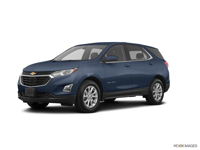 2018 Chevrolet Equinox Vehicle Photo in Massena, NY 13662