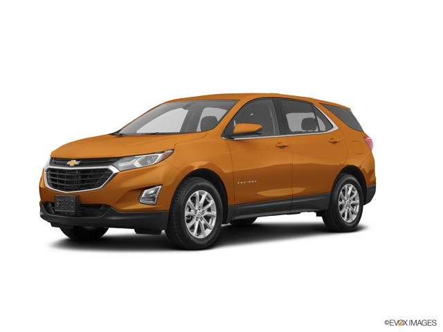 2018 Chevrolet Equinox Vehicle Photo in Greeley, CO 80634